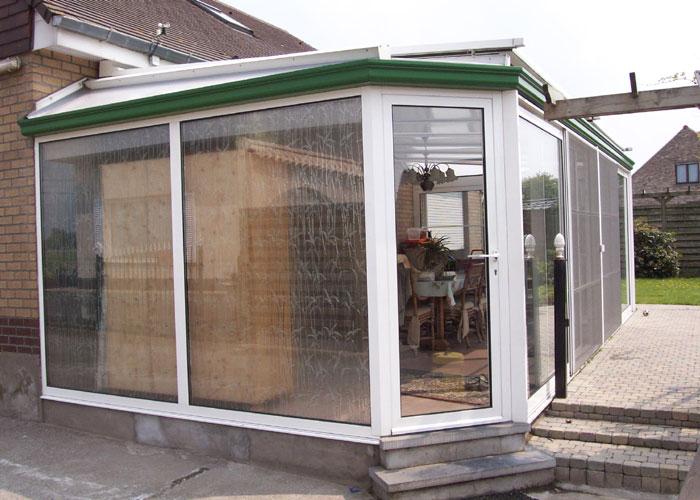 Alumnium veranda